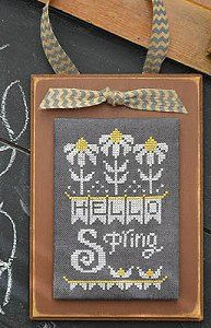 Hands On Design - A Year In Chalk - April – Stoney Creek Online Store