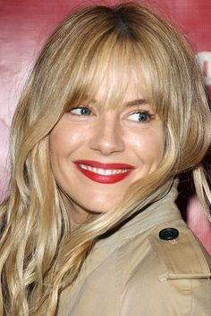 Sienna Miller Hair Style File