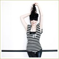 Jenni Vartiainen. Beautiful Creatures, Beautiful People, Stylists, Bodycon Dress, Singer, Jenni, Black And White, Music, Faces