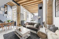 Apartment in Lyon by Espaces Atypiques | HomeAdore  #interiorismo