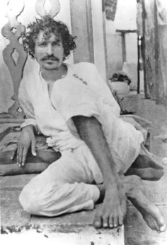 Meher Baba in 1922.