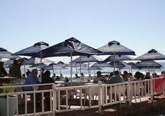 Delfino's in Mosselbay Seaside, Opera House, Restaurants, Building, Places, Travel, Viajes, Beach, Buildings