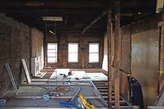 5_Third Floor with Floors Being Leveled  - Credit Buck Projects.JPG