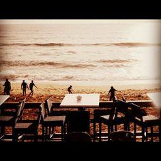 Finest view in Portugal Algarve New Year Antonio's Restaurant Quinta do Lago Vale do Lobo
