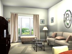 picture insights small living room decorating ideas focus design and color schemes hgtv