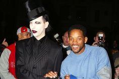 Marilyn Manson e Will Smith