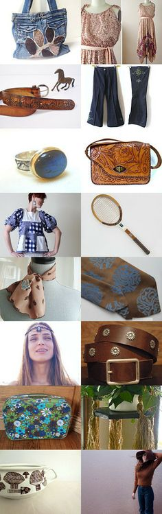 Blue Jeans  by Diane Waters on Etsy--Pinned with TreasuryPin.com