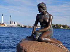 Copenhagen, Hans Christian Anderson's Dreamscape - story at Cruisin Susan Cruise Blog