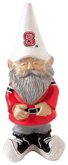 North Carolina State gnome