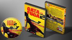Gata Em Fuga 2 - Capa - Capa | VITRINE - Galeria De Capas - Designer Covers Custom | Capas & Labels Customizados