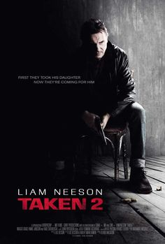 Taken 2.   An angry, brooding Liam Neeson is back for the sequel. He was an ass-kicker in the first Taken, expect more of the same!