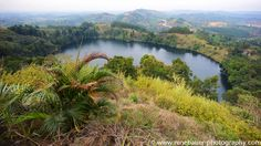 The landscape around Kasenda is scattered with old craters. Many of them filled with water. Some are hidden behind thick bushes and forests, other . Crater Lake, Forests, Lakes, Landscape, Scenery, Woodland Forest, Woods, Ponds, Corner Landscaping