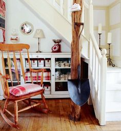 Cottage decor: Kitchen | Phil and Philippa Heath via Period Living