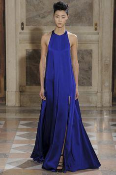 Le défilé Bouchra Jarrar haute couture printemps-été 2014