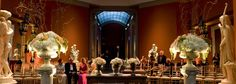 Ceremony in the Rotunda of the Historic Landmark Building at the Pennsylvania Academy of the Fine Arts (PAFA) | TableArt
