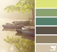 COLOR: Design Seeds is a great site for color inspiration.