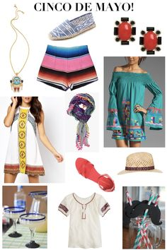 Cinco De Mayo #cincodemayo outfit ideas #mexico