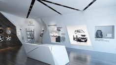 Project Peugeot Genève 2014 - Lazzari Ivan