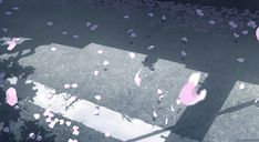 ¿Qué harías si descubrieras que tu voz tiene el poder de matar a las … #detodo # De Todo # amreading # books # wattpad Said Wallpaper, Anime Blue Hair, Gif Background, Sky Gif, Anime Places, Aesthetic Desktop Wallpaper, Pixel Animation, Gifs, Anime Gifts
