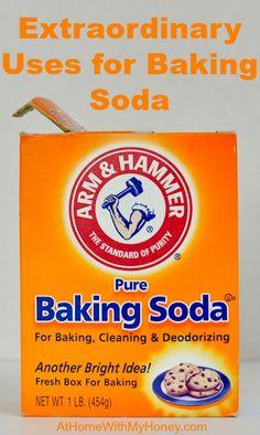 65 Extraordinary Uses for Baking Soda
