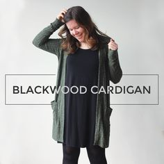 I am positively giddy with excitement today! I have been working on my second garment pattern for months and it is finally ready for the sewing world. Introducing *drumroll please* the Blackwood Ca…