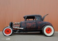 Rat Rod by Topher Pettit on 500px