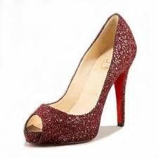 Maroon Wedding Shoes 019 - Maroon Wedding Shoes