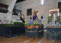 Flores para la Iglesia y la Semana Santa de El Perdigón