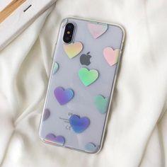 HoloHeart Case #Iphone