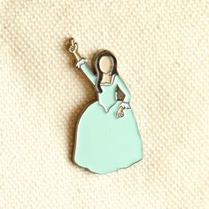 Hamilton Eliza Schuyler Sisters Soft Enamel Pin by Hamilton Eliza, Alexander Hamilton, Hamilton Schuyler Sisters, Eliza Schuyler, And Peggy, Cute Pins, Pin And Patches, Lapel Pins, Pin Collection