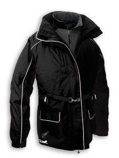 This is the most awesome dog walking jacket - but $270 - ouch!  Doesn't mean I don't want it.