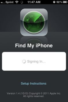 find lost iphone without gps