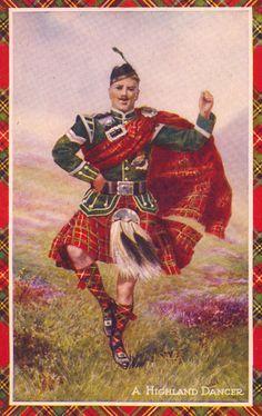 Scotland  - Highland Dancer