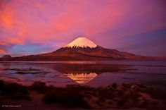 Chungara Lake - Chile