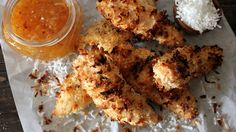 NEW Coconut-Crusted Chicken Tenders