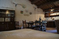 Casa Nel Borgo Pastorale Pacentro Casa Nel Borgo Pastorale is a double set in Pacentro, 22 km from Roccaraso. The property boasts views of the mountain and is 31 km from Pescasseroli.  The unit fitted with a kitchenette with a fridge and stovetop.