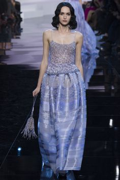Armani Privé Spring 2016 Couture Fashion Show Look 52 the Armani statement never fails