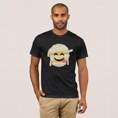 Funny Mummy Bleh Emoji Halloween Funny Halloween T-Shirt - diy cyo customize create your own personalize