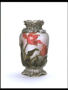 Vase | Bergé, Henri | V&A Search the Collections