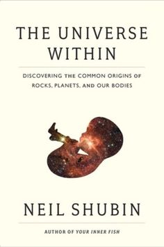 In The Universe Within, Neil Shubin, the author of 'Your Inner Fish', ambitiously traces the history of the universe and the story of evolution through the bodies and remains of all living things on Earth.