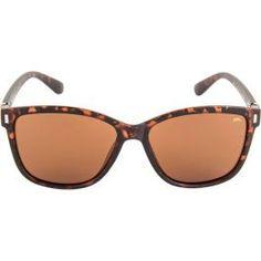 7db4d6d0eb Farenheit FA-960-C2 Tortoise Brown Frame With Polarized Brown Lens Unisex  Wayfarer Sunglasses