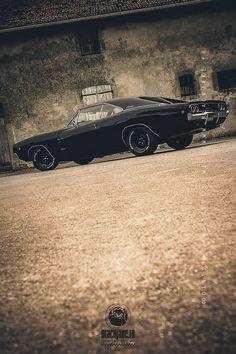 The Black MoPar by Black Jake
