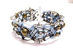 Lace bracelet nr 532 by IfatNesher on Etsy