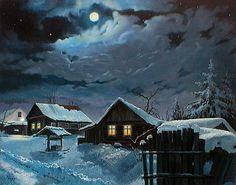 Вечное небо над... ?!!!, автор Пасичник Владимир Семенович. Артклуб Gallerix
