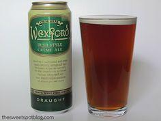 Irish Beer Tasting for St. Patrick's Day http://thesweetspotblog.com/irish-beer-tasting-for-st-patricks-day/ #beer #Irish #stpatricksday