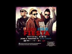 La Noche Esta De Fiesta (Official Remix) King & Maximan Ft Elvis Crespo (2013) Elvis Crespo, Latin Music, Youtube, Fiestas, Reggaeton, Night, Musica, Youtubers, Youtube Movies
