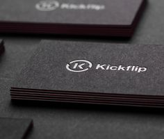 Kickflip on Behance