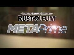 Restore Rusty Metal Items with Stops Rust Rich Gloss Jade - YouTube