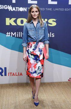 Olivia Palermo hat das perfekte Outfit für faule, aber stylische Tage gefunden