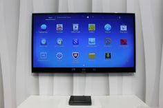 Samsung HomeSync user interface